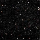 Гранітна плита BLACK GALAKSI полірування 2х75х1,9 см чорний