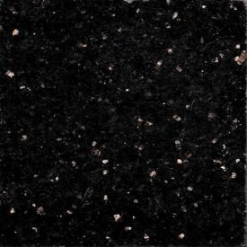 Гранитная плита BLACK GALAKSI полировка 2х70х1,9 см черный