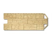 Фасадная панель Альта-Профиль Каньон 1160х450х20 мм Монтана