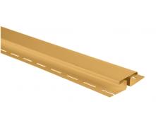 Планка соединительная Альта-Профиль BlockHouse Т-18 3,05 м золотистый