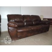 Шкіряний диван і крісла 3R + 1 + 1 TINA. шкіряні меблі, шкіряний комплект