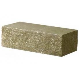 Кирпич облицовочный гранит Силар 250х100х65 мм песок