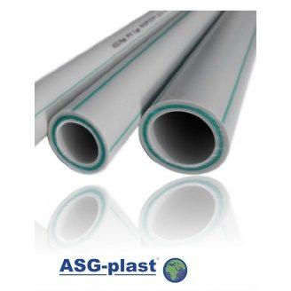 Полипропиленовые трубы для отопления ASG Faser 20 мм