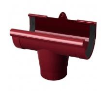 Воронка желоба Rainway 90/75 мм красная