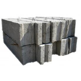 Блок фундаментный ФБС 12.6.6-Т
