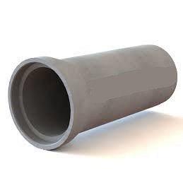 Турба железобетонная Инжбетон ТС 80-25-3 2400х1400х800 мм