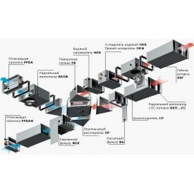 Монтаж енергозберігаючої вентиляції