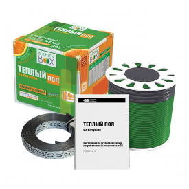 Нагревательная секция Теплолюкс Green Box GB850 850 Вт 60 м