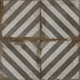 Плитка для пола Argenta Bronx Decor Cold 60х60 см