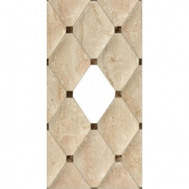 Керамічна плитка STN Orion Ventana Travertino 25x50 см