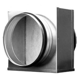 Фильтр для круглых каналов пылевой 160 мм