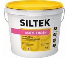 Финишная акриловая шпаклевка SILTEK ACRYL FINISH 15 кг