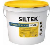 Грунтовка силикатная SILTEK Contact Silicat ЕC-10 10 л