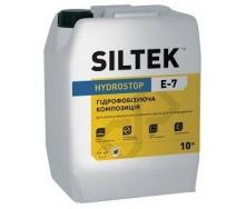 Гидрофобизирующая композиция SILTEK Hydrostop E-7 10 л