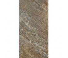 Плитка для підлоги KERAMIN Кварцит 4 керамограніт 300х600 мм коричнева рельєфна