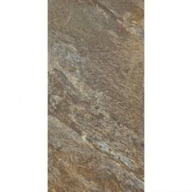Плитка для пола KERAMIN Кварцит 4 керамогранит 300х600 мм коричневая рельефная