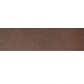Клінкерна плитка KERAMIN Амстердам 4 245х65 мм темно-коричнева матовий