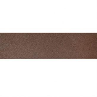 Клинкерная плитка KERAMIN Амстердам 4 245х65 мм темно-коричневая глянцевая