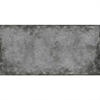 Керамическая плитка KERAMIN Мегаполис 1Т 300х600 мм темно-серая матовая