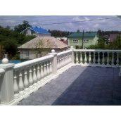 Основание балясин Харьковпрофбетон 1700х218х120 мм