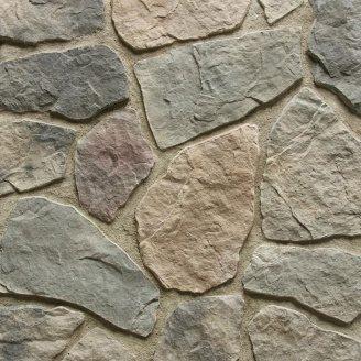 Декоративная плитка Stone Master Nebrasca бетонная Gray