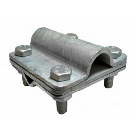 Затискач прут 20 мм 8 мм