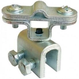 Утримувач дроту фальцевий 8 мм