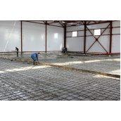 Влаштування промислової підлоги