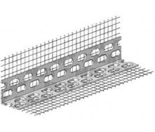 Профіль кутовий з сіткою Ceresit СТ 340 10х10х250 см