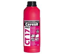 Глубокопроникающая грунтовка Ceresit CT 17 PRO 1 л