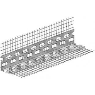 Профиль угловой с сеткой Ceresit СТ 340 10х10х250 см