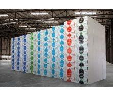 Пінопласт для утеплення будинку ПСБ-С-25 ГОСТ 50/100 мм 15,5 кг/м3