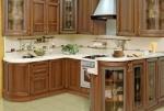 П-подібні кухонні гарнітури