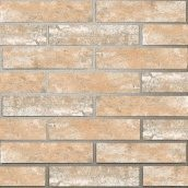 Плитка Golden Tile BrickStyle London Crema 60х250 мм кремовый (30Г020)