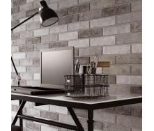 Клинкерная плитка Golden Tile BrickStyle Seven Tones 250х60х10 мм серый (342020)