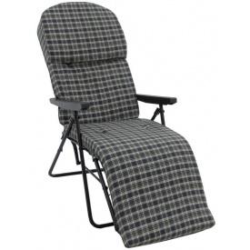 Кресло-раскладное-шезлонг Фридрих-2 с матрасом 1600х650 мм