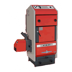 Автоматический котел ATMOS D 40 P 1405х589х954 мм