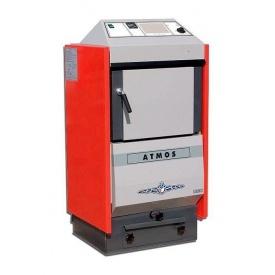 Пиролизный котел ATMOS D 20 1150х690х590 мм