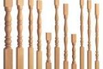 Балясини дерев'яні