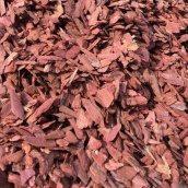 Декоративна тріска Topiar 25 л червона