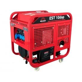 Дизельный генератор EST 10 dap 10 кВт