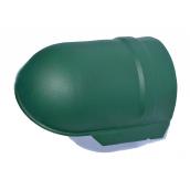 Заглушка гребіня Тайл 75 мм зелений