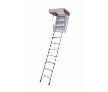 Чердачная лестница Bukwood Compact Metal 80х60 см