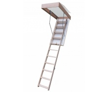 Чердачная лестница Bukwood Compact ST 120х60 см