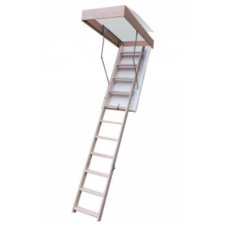 Чердачная лестница Bukwood Compact ST 120х70 см