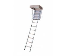 Чердачная лестница Bukwood Compact Metal 110х60 см