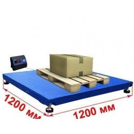 Весы платформенные 1,25x1,25 м
