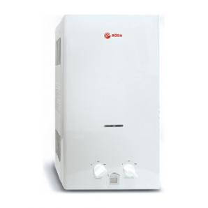 Газова колонка RODA JSD20-T1 20 кВт 515х330х140 мм білий