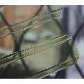 Профільований ПВХ Renolit Ondex 2,5х1,095 м бронзовий