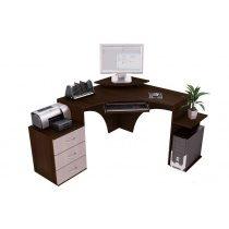 Угловые компьютерные столы
